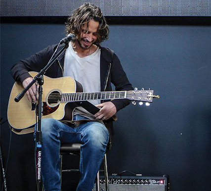 Chris Cornell (Soundgarden)