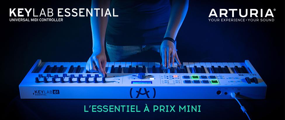KeyLab Essential, l'essentiel à un prix compétitif