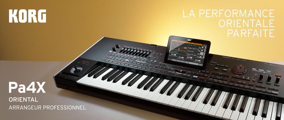 PA4X : vers un nouveau monde musical.