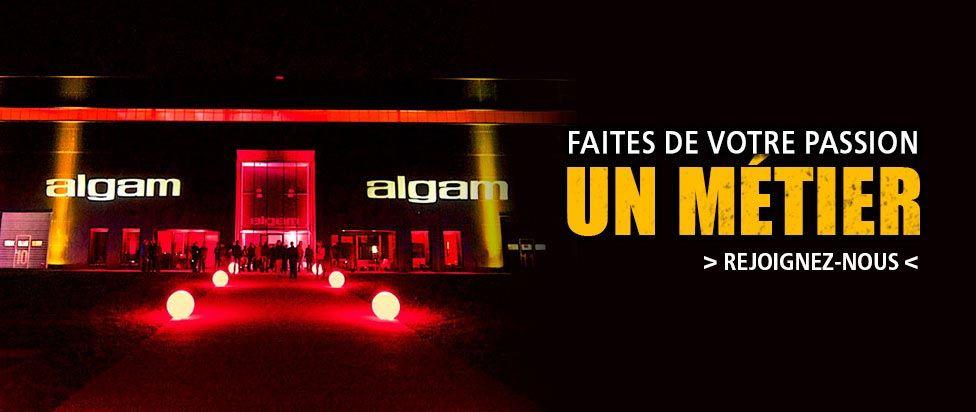 Rejoignez Algam / La Boite Noire Du Musicien