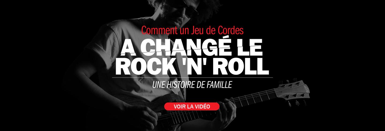 D'Addario : les cordes qui ont changé le son du rock