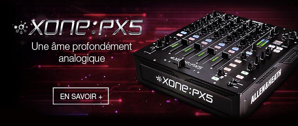 XONE:PX5, la console pour DJ à l'âme analogique
