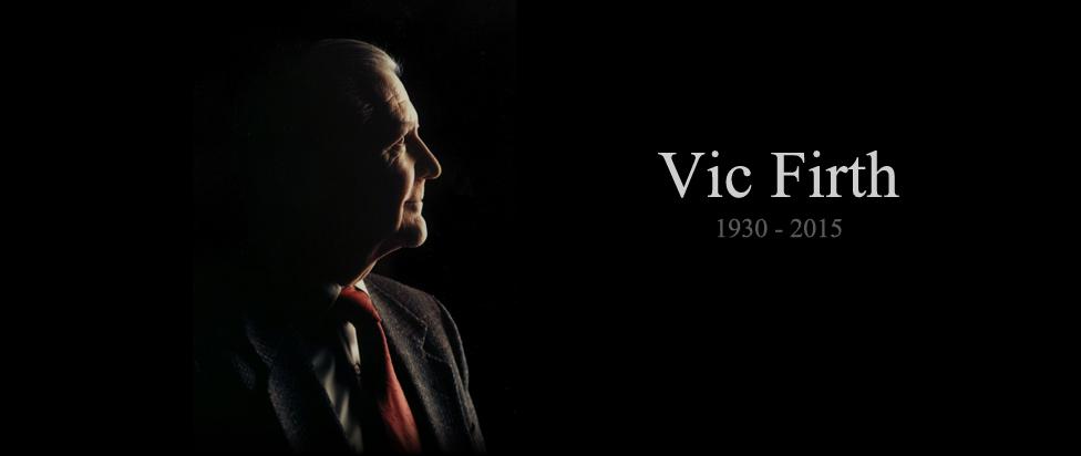 Vic Firth, batteur d'exception et fondateur de la marque