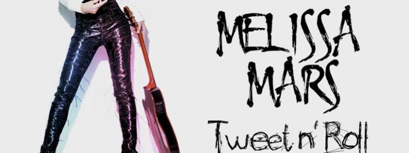 Un nouveau single pour Melissa Mars