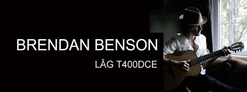 Brendan Benson adore sa Lâg