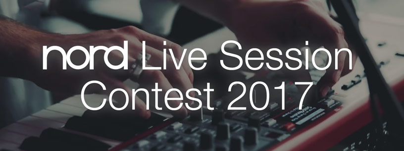 Nord lance son concours Nord Live Session !