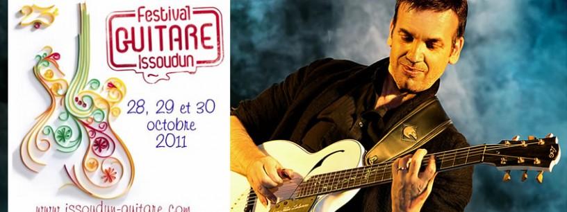 Festival Guitare d'Issoudun 2011 : un Festival de guitares LÂG