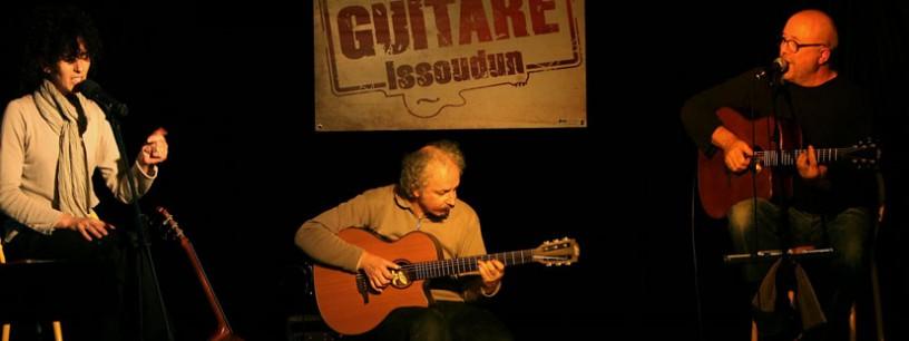 Les guitares Lâg à Issoudun