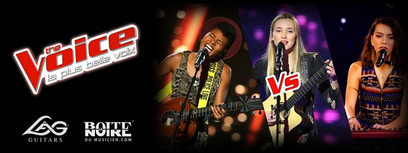 5 ans de partenariat entre Lâg et The Voice !