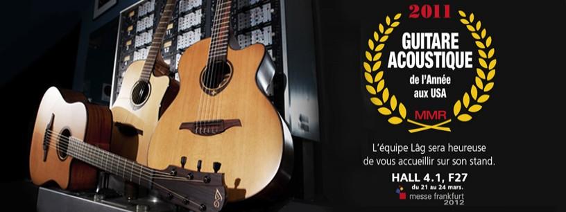 Lâg au Musikmesse 2012