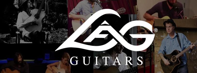 Le plein d'artistes US chez Lâg Guitars !