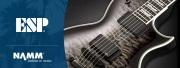 ESP annonce ses nouvelles guitares pour 2017