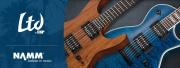 Les nouvelles guitares LTD pour 2017 !