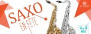 En mars, testez Jupiter à Saxo en fête !