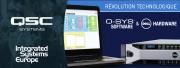 QSC offre un aperçu de l'avenir du traitement AV