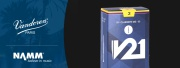 Nouveauté Vandoren : les anches V21 clarinette Mib
