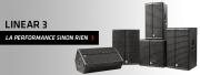 HK Audio inaugure les LINEAR 3 et de nouveaux subs