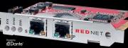 RedNet PCIeR : la carte pour votre réseau Dante