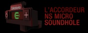 NS Micro Soundhole Tuner, accordeur invisible !