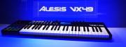 ALESIS VX49 : clavier maître avec intégration VST