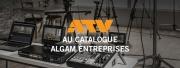 Lancement d'un partenariat ATV / Algam Entreprises