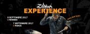 Zildjian Experience - Ash Soan en démo en France