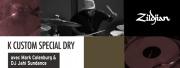 Zildjian K Custom Special Dry avec Mark Colenburg
