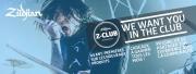 Rejoins le Z-Club / Des cymbales Avedis à gagner