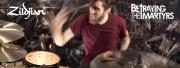 Comparatif des cymbales Zildjian par Boris Le Gal