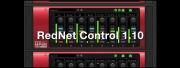 Mise à jour du logiciel RedNet Control 1.10