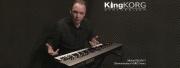 Démo du synthé KingKORG par Michel Deuchst