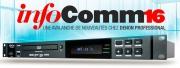 Les nouveautés Denon Pro de l'InfoComm16