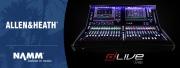 Allen&Heath lance une version compacte des dLive