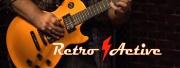 Les micros de guitare EMG de la série Retro Active