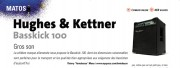 Hughes & Kettner Basskick 100