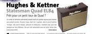 Hughes & Kettner Statesman Quad EL84