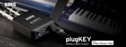 Korg PlugKey : interface midi/audio mobile