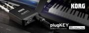 KORG plugKEY : interface midi/audio mobile