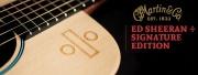 Nouvelle signature Ed Sheeran Martin Guitar