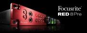 Red 8Pre – La meilleure interface audio Focusrite