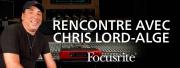 Le producteur Chris Lord-Alge et RedNet