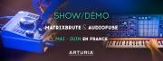 MatrixBrute/AudioFuse d'Arturia en démo chez vous