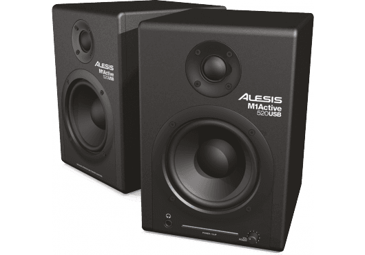 Alesis MONITORS DE STUDIO M1ACTIVE520USB