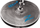 Gen16 Cymbales Electro-Acoustiques AE13HPB-DS