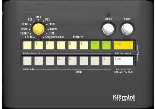 Korg Boite à Rythmes KR-MINI