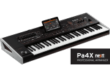 Korg Arrangeurs PA4X-61