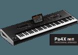Korg Arrangeurs PA4X-76
