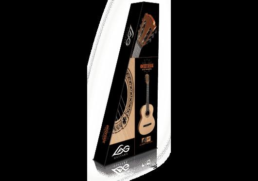 Lâg Guitares Classiques OC44-2-PACK