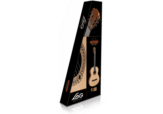 Lâg Guitares Classiques OC44-3-PACK