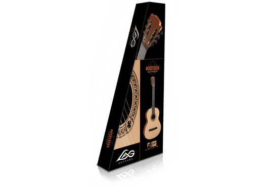 Lâg Guitares Classiques OC44-PACK
